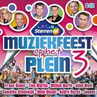 Muziekfeest op het Plein deel 3 -  2-cd