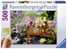Ravensburger - Bloemschikking - 500XL stukjes