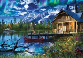 KS - Moonlight Lake House - 3000 stukjes