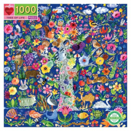 eeBoo - Tree of Life  - 1000 stukjes