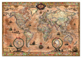 Educa - Antieke Wereldkaart - 1000 stukjes