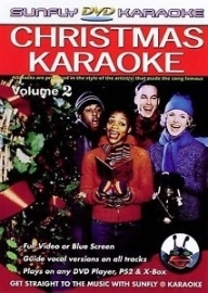 Christmas deel 1  Sunfly Karaoke dvd