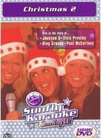 Christmas deel 2  Sunfly Karaoke dvd