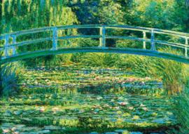 Bluebird Claude Monet - The Water-Lily Pond - 1000 stukjes