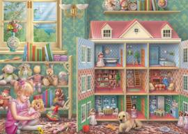 Falcon de Luxe - Dolls House Memories - 1000 stukjes