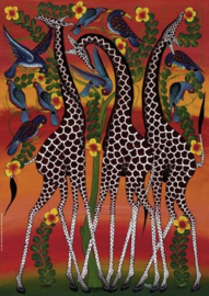 Heye - Giraffes - 1000 stukjes