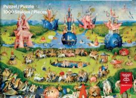 Puzzelman Jheronimus Bosch - Tuin der Lusten - 1000 stukjes