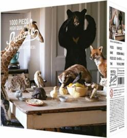 KOE - Kitchen Animals - 1000 stukjes