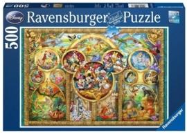 Ravensburger - Disney Familie - 500 stukjes