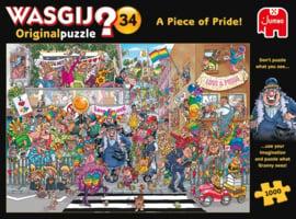Wasgij Original 34 - Een Stukje Trots - 1000 stukjes