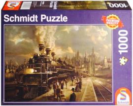 Schmidt - Locomotive - 1000 stukjes