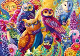 Bluebird - Owl Autonomy - 1000 stukjes