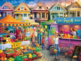Master Pieces - Weekend Market - 750 stukjes