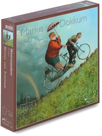 Art Revisited Marius van Dokkum - Weerstandem - 1000 stukjes