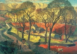 Wentworth - Springtime in Eskdale - 40 stukjes  (James Mcintosh Patrick )