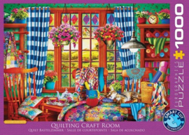 Eurographics 5348 - Patchwork Craft Room - 1000 stukjes