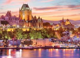 Eurographics 0763 - Le Vieux Quebec - 1000 stukjes