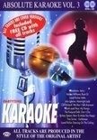 7023 Absolute Karaoke deel 3  DVD+CD