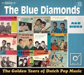 Blue Diamonds the - Golden Years of Dutch Popmusic - 2cd