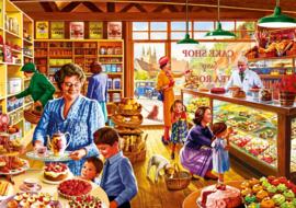 Bluebird - Nostalgic Cake Shop - 1000 stukjes