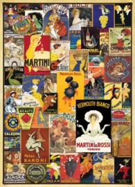 Eurographics 0769 - Vintage Posters - 1000 stukjes