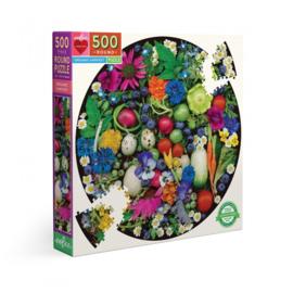 eeBoo - Organic Harvest - 500 stukjes