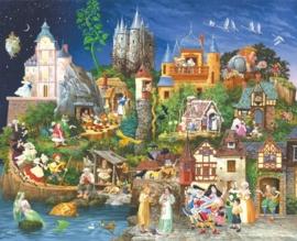 SunsOut 67546 - Fairy Tales - 1500 stukjes