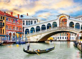 Eurographics 0766 - Venice Rialto Bridge - 1000 stukjes