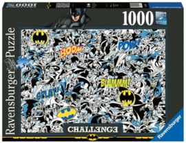 Ravensburger - Batman (challenge) 1000 stukjes