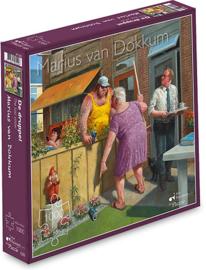 Art Revisited Marius van Dokkum - De Druppel - 1000 stukjes