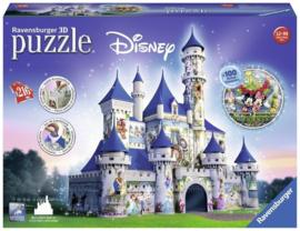 Ravensburger 3D - Disney Castle - 216 stukjes