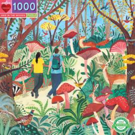 eeBoo - Hike in the Woods - 1000 stukjes