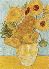 Londji Vincent van Gogh - Sunflowers - 150 Micro stukjes