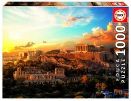 Educa - Akropolis Athene - 1000 stukjes