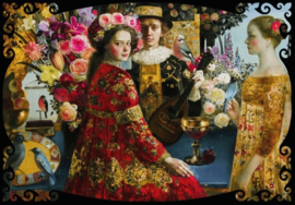 DaVICI - Ode aan Rembrandt - 270 stukjes