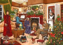House of Puzzles - Christmas Past  - 500 stukjes  Nr. 12