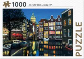 Rebo - Amsterdam Lights - 1000 stukjes