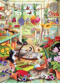 Otter House - Allotment Kittens - 1000 stukjes