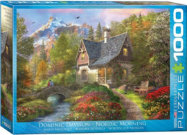 Eurographics 0966 - Nordic Morning - 1000 stukjes