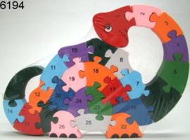 Geharo - Dinosaurus - 26 stukjes