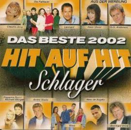 Hit Auf Hit - Schlager - 2cd