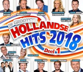 Hollandse Hits 2018 deel 1 - 2cd