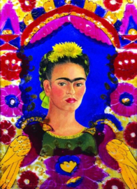 Eurographics 5425 - Self Portrait, The Frame - 100XXL stukjes