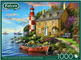 Falcon de Luxe 11247 - The Lighthouse Keeper's Cottage - 1000 stukjes