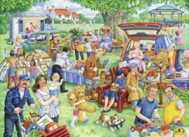 House of Puzzles - Car Boot Sale - 1000 stukjes