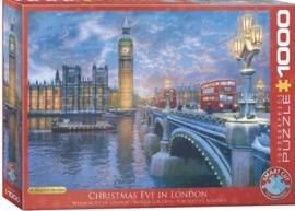 Eurographics 0916 - Christmas Eve in London - 1000 stukjes