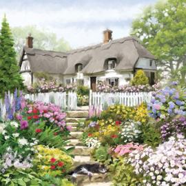Otter House - Country Cottage - 1000 stukjes