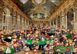 Bleubird - Casino - 1500  stukjes