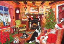 House of Puzzles - Me Too Santa - 500 stukjes