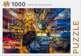 Rebo - View on Hong Kong - 1000 stukjes